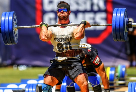 Rich Froning.