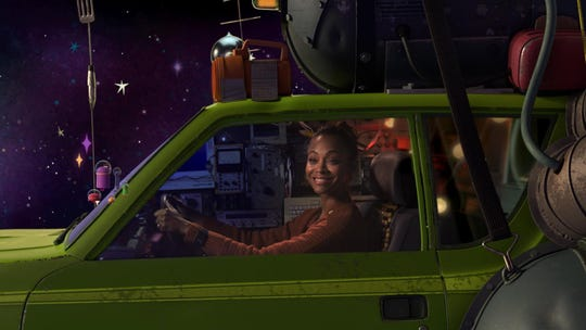 """Zoe Saldana will help answer, where do planets come from, when """"Ask the StoryBots"""" premieres on Netflix Aug. 2."""