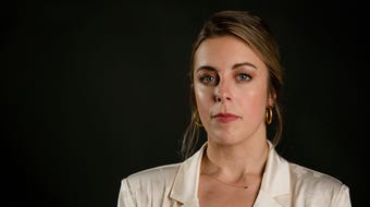 Figure skater Ashley Wagner, an Olympic bronze medalist and three-time national champion, tells her story of when she was sexually assaulted at 17.