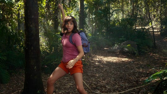 Dora the Explorer comes to life in 'Dora and the Lost City of Gold' trailer