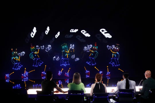 "Light Balance Kids on ""America's Got Talent."""