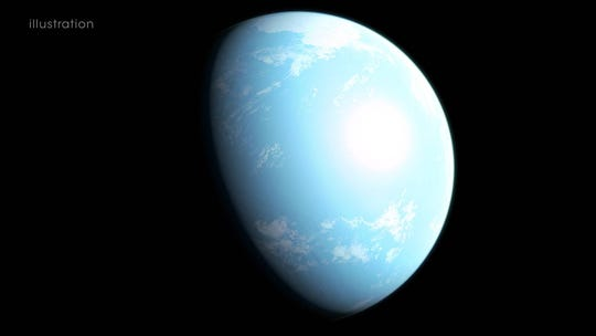 'Super-Earth?' Potentially habitable planet found 31 light ...
