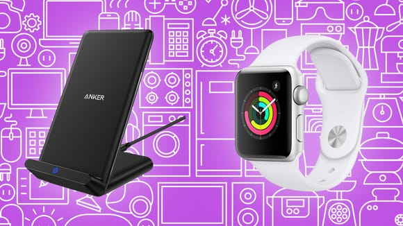 af1704f17 Wednesday's best deals feature Apple Watches and great tech accessories  among other offers.