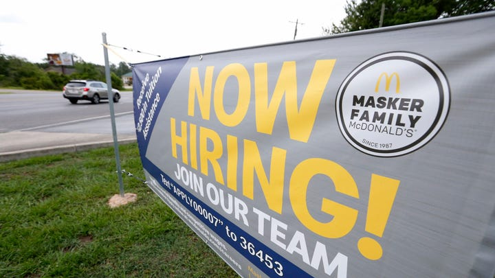 Employers added solid 164,000 jobs in July, underscoring sturdy economy