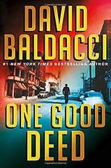 'One Good Deed' by David Baldacci