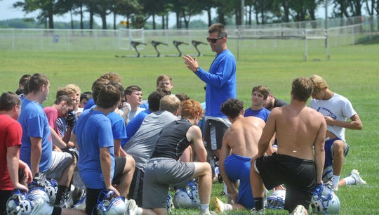 Wynford opens the season with arguably the toughest game of anyone in the area.