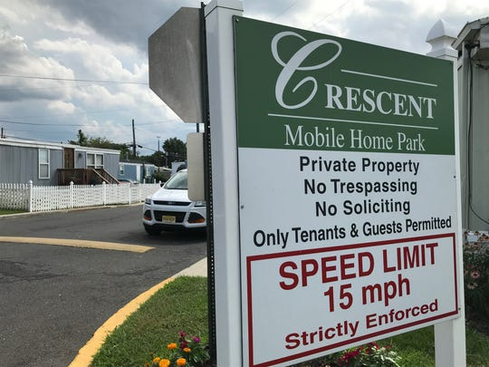 Two fatal stabbings have occurred this year at Crescent Mobile Home Park in Gloucester City.