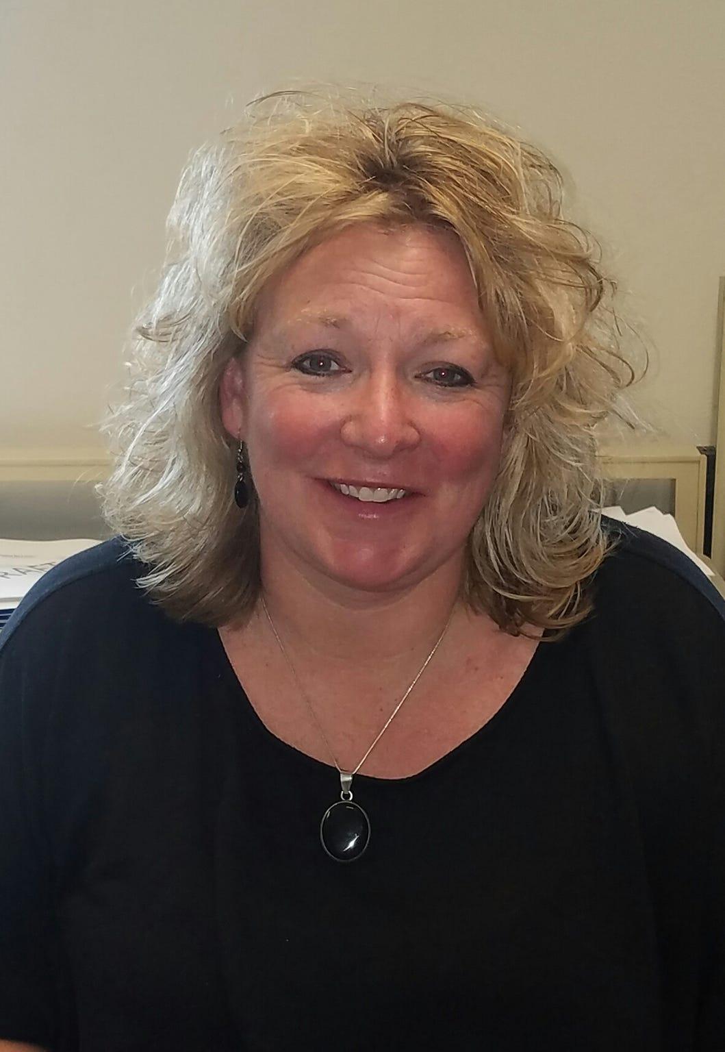 Dr. Ann Garvey of the Iowa Department of Public Health