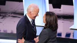 Joe Biden picks Kamala Harris as his VP running mate