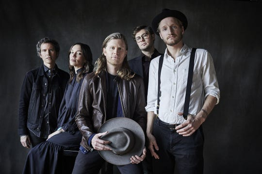 Lumineers Tour Dates 2020 Lumineers announce tour, including Detroit stop at Little Caesars