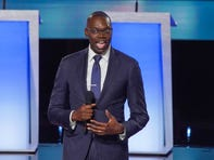 Garlin Gilchrist grabs national attention with pre-debate call to action