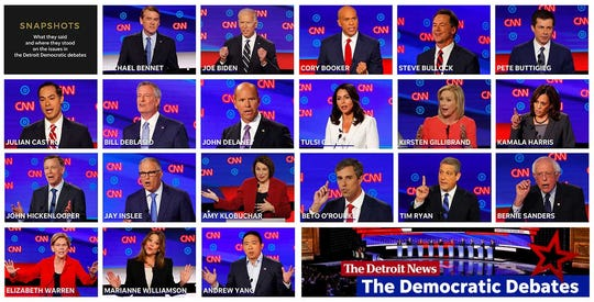 The Democratic debateheld in Detroit in July failed to capture some of the grueling issues of inequality facing urban voters and the rest of the state.