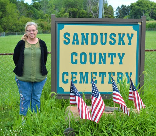 Janet Ramirez was just 10 years old when she felt her first pang of compassion for forgotten graves during a visit to Oakwood Cemetery. While there, she felt sorry for the woman whose grave was marked with nothing more than a stake. Today, that compassion has been poured out on lonely graves at Sandusky County Cemetery.