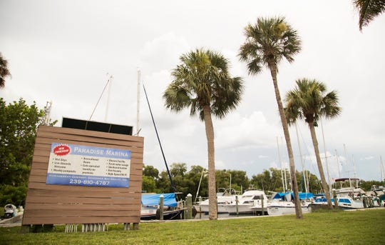 The Paradise Isle development plan seeks to expand the Paradise Marina at the Lochmoor Country Club and Golf Course in North Fort Myers. The plan also proposes to rejuvenate the foreclosed golf course and add commercial space.