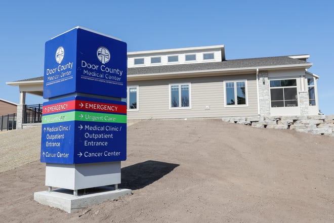 Door County Medical Center placed limits on visitors seeing patients in their facilities, effective Monday, in wake of the COVID-19 pandemic.
