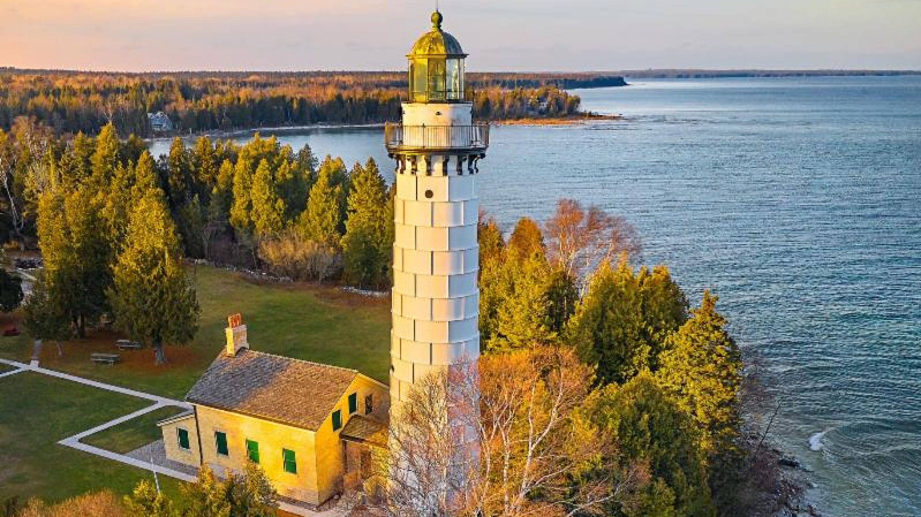 Cana Island Lighthouse 150th celebrates with party, new craft beer