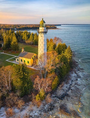 Considered the most photographed of Door County's 11 lighthouses, Cana Island Lighthouse hosts a celebration of its 150th anniversary Aug. 7.
