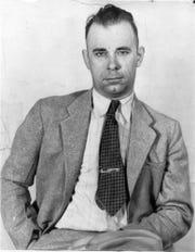 John Dillinger (file photo)