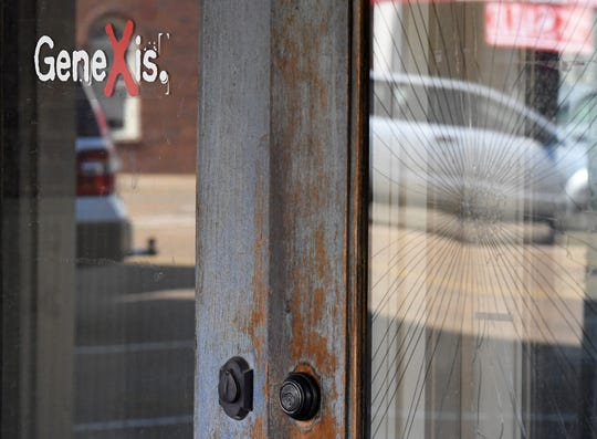 GeneXis, a clinic in downtown Jackson owned by nurse practitioner Jeffrey Young, is now shuttered. Prosecutors have alleged that Young was a drug dealer hiding in plain sight.