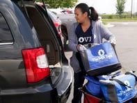 IU Health Arnett and nonprofit host breast milk drive, frozen milk donated to NICU babies