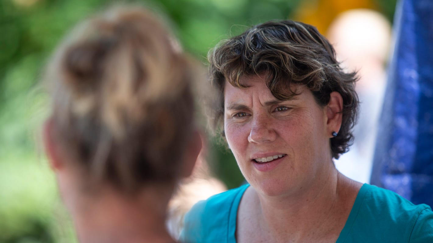 Kentucky GOP files complaint against Amy McGrath's campaign manager