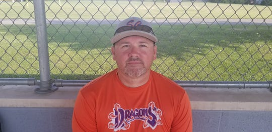 Silver Creek Little League Major All Stars manager Damon Lewis coached his team to their first state title in 2019