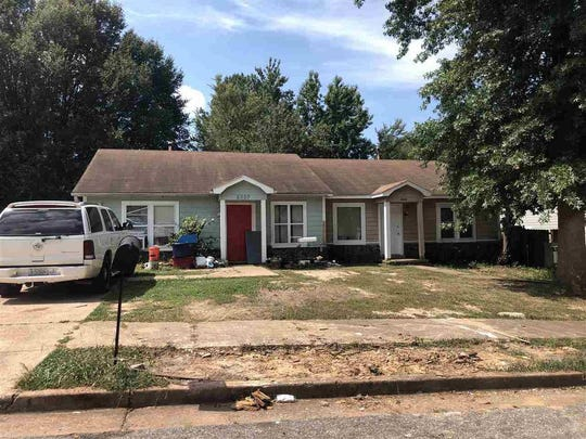 Exterior photo of 6505 Wimble Rd, Memphis, TN 38134 listing provided by realtor Courtney Lester of Franchise Realty, LLC.