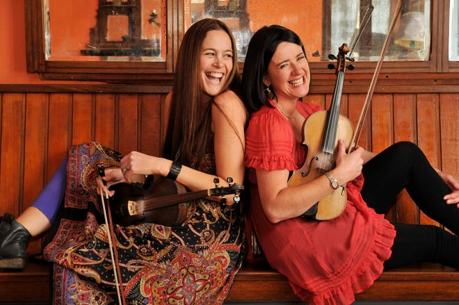 The Kane Sisters are one of many musical groups from Galway performing at Milwaukee's Irish Fest Aug. 15-18.
