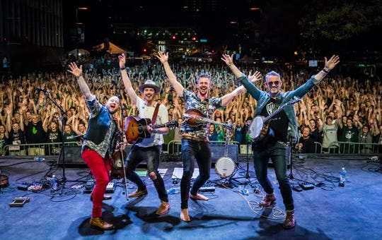 We Banjo 3 performs Aug. 15-18 at Milwaukee's Irish Fest.