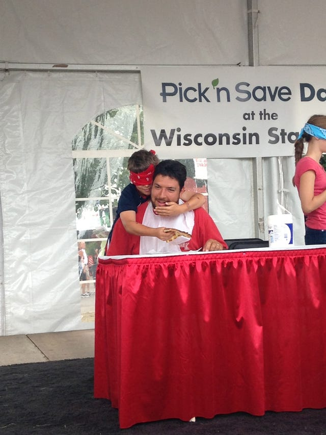 Wisconsin State Fair: Family has gone every day for at least