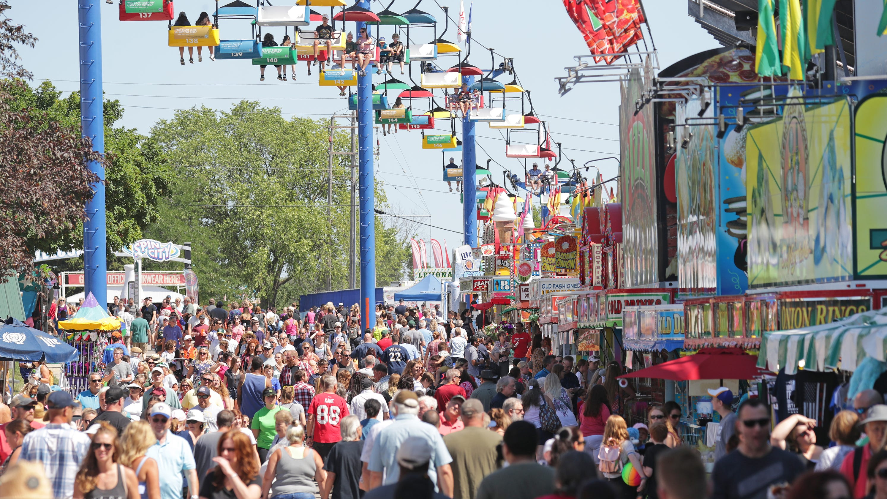 Wisconsin State Fair Vs Minnesota State Fair Which One Is Best