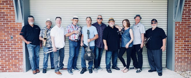 The Melodikats will perform in downtown Mountain Home on Friday night.