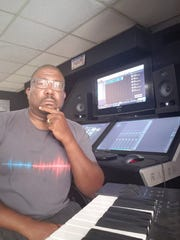 "Bennie ""Magic"" Hurst, a music producer and engineer, owns BOMB Productions in Birmingham."