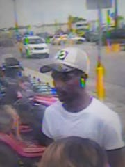 Prattville police are looking for this man in a scam case.