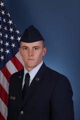 U.S. Air Force Airman Andrew R. Pierce