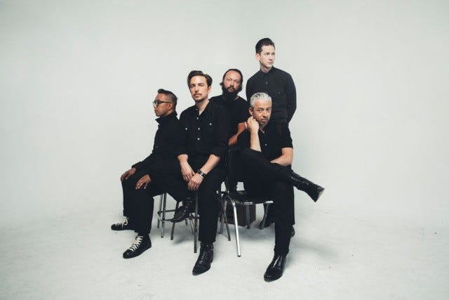 Acclaimed roots-rocker JD McPherson and his band will perform in a free Three Trails Music Series concert Saturday, Aug. 3.