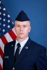 U.S. Air Force Airman Joshua A. Berry