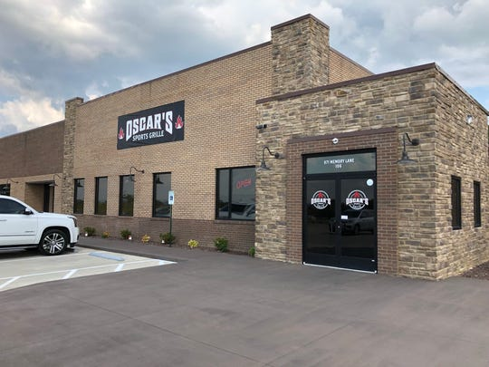Oscar's Sports Grille recently opened in Gallatin.