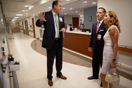 Paul Hiltz, Ohio hospital leader, joining NCH Healthcare