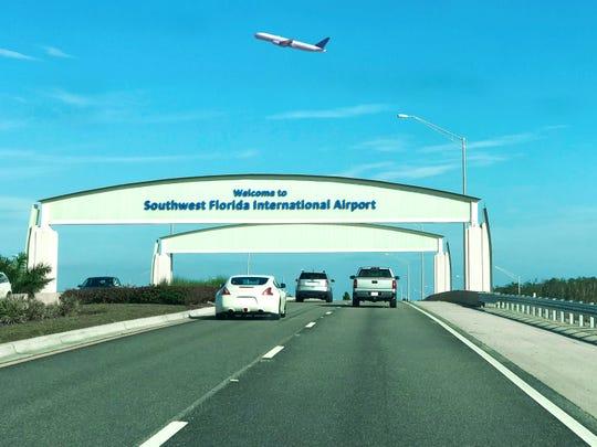 Southwest Florida International Airport.