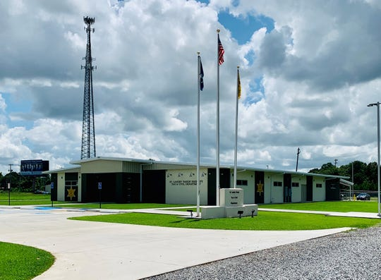 The St. Landry Parish Sheriff's Office will be opening a new office building Monday.