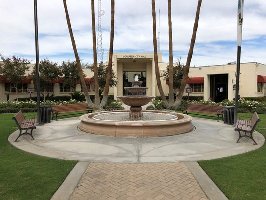 Coachella City Hall.