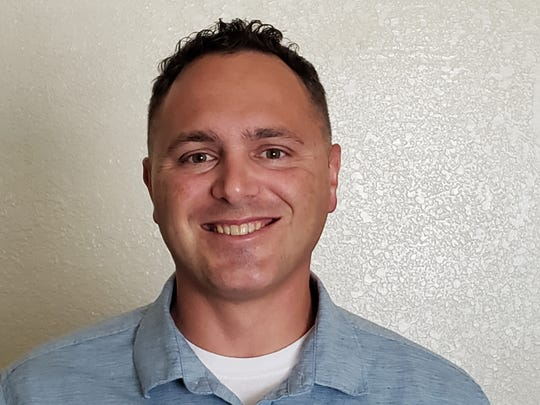 Danny DeSelms, former emergency management and training coordinator for Marine Aircraft Group 13 in Yuma, Arizona, will lead emergency management and disaster preparedness for Palm Springs. DeSelms begins the job on Monday, Aug. 5, 2019.