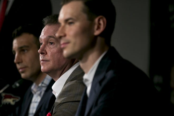 The relationship between GM John Chayka and new Coyotes ownership deteriorated in less the one year.