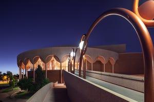ASU Gammage, Tempe, Arizona.