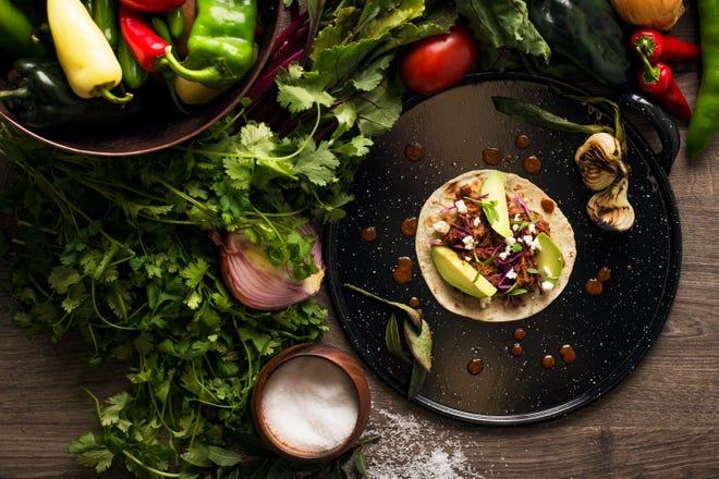 Mochilero Kitchen's menu will focus on varieties of tacos.