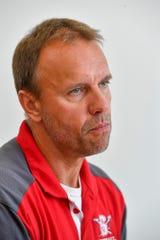 Steve Wiles, SusquehannockFootball Media Day, Thursday August 1, 2019.John A. Pavoncello photo