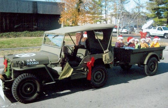 The History in Motion military vehicle show is open to the public Friday and Saturday, Aug. 10-11, at the York Expo Center.