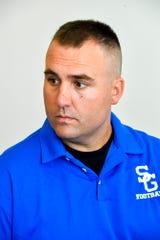 Kyle Sprenkle, Spring GroveFootball Media Day, Thursday August 1, 2019.John A. Pavoncello photo