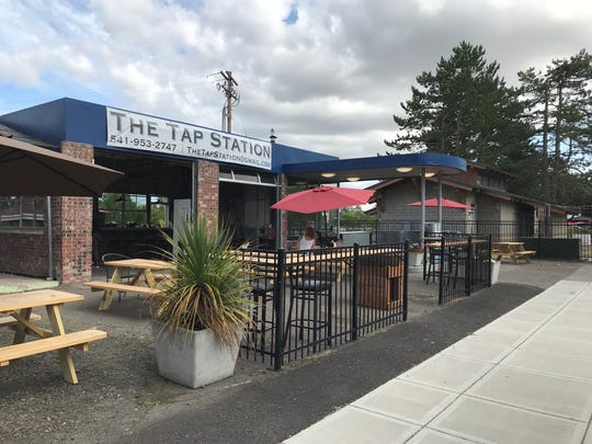 The Tap Stationreplaces Mecanico on Main Street in Independence. Pictured here on July 23, 2019.